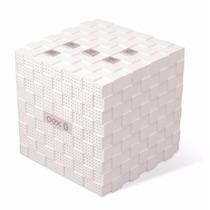 Speaker Caixa De Som C/ Bluetooth Music Box Branco Sk401 Oex