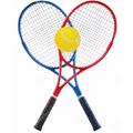 Raquete De Tênis Par De Raquete E Bolinha