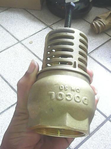 Valvula Poço Metal Para Carneiro Hidraulico Ecologico 2 Pol.