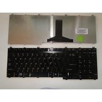 Teclado Notebook Toshiba Satellite P505 - Abnt2 Br