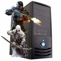 Pc Gamer Core I5 + 8gb + 1tb C/ Wi-fi + Fonte Real