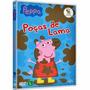 Dvd Peppa Pig - Poças De Lama - Original E Lacrado