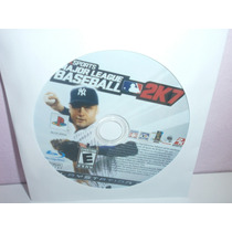 2k Sports Major League Baseball 2k7 - Ps3 - Mídia Física
