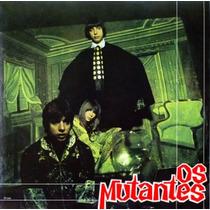 Cd Os Mutantes - Album (1968) Lacrado