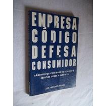 * Livro Luiz Antonio Nunes Empresa Código Defesa Consumidor