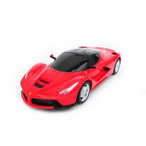 Carrinho Controle Remoto La Ferrari 7 Funções 1/24
