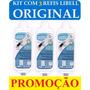 Kit C/ 3 Refis Filtro P/ Purificador Libell Flex Original