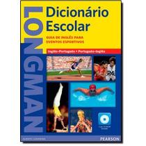 Longman Dicionário Escolar Sports Edition - Cdrom