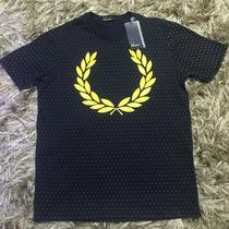 Camiseta Fred Perry Original Sergio K Polo Lacoste Atacado