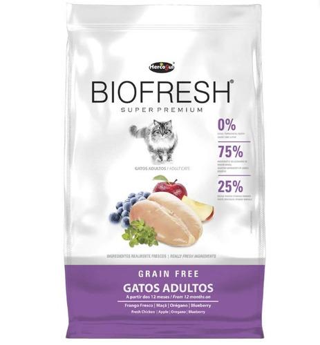 Biofresh Gatos Adulto 7,5kg