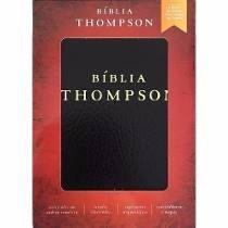 Biblia De Estudo Thompsom Capa Flexível Covertex