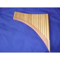 Flauta Pan Bambu + Cd Audio Panflute