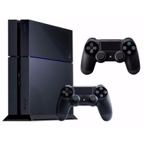 Playstation 4 500gb Ps4 Original Play 4 Sony 3d 02 Controles