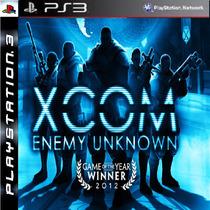 Xcom Enemy Unknown + 1 Jogo Brinde Ps3 Psn Midia Digital