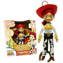 Boneco Original Jessie Com Som Toy Story Toyng
