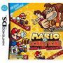Jogo Original Lacrado Mario Vs. Donkey Kong Nintendo Ds