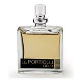 Portiolli Gold Desodorante Colônia Masculina Jequiti 25 Ml