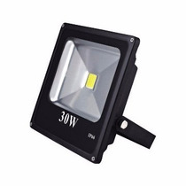 Refletor Holofote De Led 30watts Real Ip 65 Bivolt 2750lm
