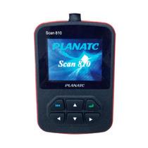 Scan 810 Planatc Scanner Análise Falhas Carros Portugues!