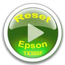 Reset Epson Tx300f ( Adjustment Program Epson Tx300f )