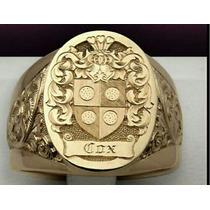 Anel Luxury Masculino Ouro18k Artisticos ( Personalizados )