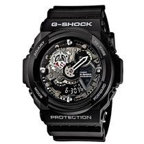 Relógio Casio G-shock Ga-300 1a W200 5 Alarm H.mundial Nfe