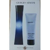 Kit Armani Code Feminino Eau De Parfum 75ml + Body Lotion