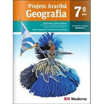 Geografia - Projeto Araribá - 7º Ano
