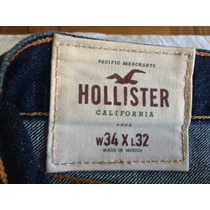 Calça Hollister Masculina Original W34 X L32