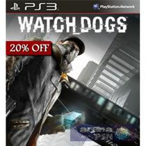 |arenapsn| Watch Dogs - Ps3 - Psn - Promoção