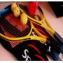 2 Raquetes De Tenis  Aluminio + Capa +1 Tubo C/ 3 Bolas