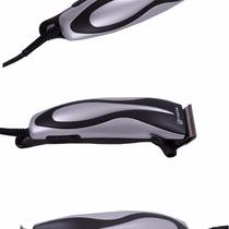 Maquina De Cortar Cabelos Aparador Barba 110v Ou 220v