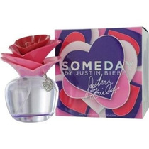 Someday By Justin Bieber Feminino Edp 100ml - Original