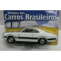 1/43 Miniatura Chevrolet Opala Ss Carros Nacionais Lacrado