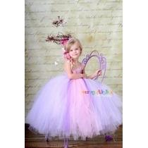 Vestido Infantil Festa Princesa Daminha Pronta Entrega