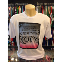 Camiseta Hurley Bfanco Tam G Original Camisa Polo