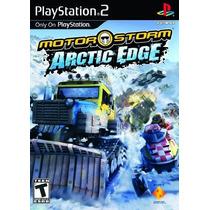 Motor Storm Arctic Edge - Playstation 2 Frete Gratis.
