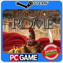 Grand Ages Rome Pc Steam Cd-key Global Envio Imediato