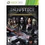Injustice Gods Among Us Ultimate Ed Português Xbox 360