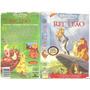 O Rei Leão 1 & 2 - Dublado Disney - Raro