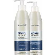Kit Alta Hidartação Monoi De Tahiti - 500ml - Nutra Hair