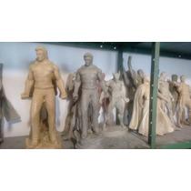 Estatua Boneco Em Resina Para Pintura Artesanal