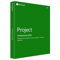 Ms Project 2016 Pro - Original