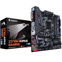 Placa Mãe Gigabyte Aorus Gaming Z370m Ddr4 Lga 1151.
