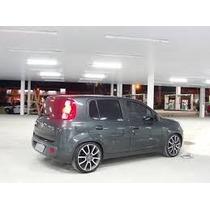 Tinta Automotiva Poliéster Cinza Cromo Fiat 900ml