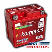 Bateria De Moto 12v-5ah; Selada 125/150 Bis/fan/cg Titan Es