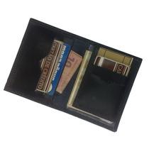 Porta Documento De Veiculo,cartões E Dinheiro Couro Legitimo