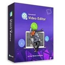 Apowersoft Video Editor Pro Envio Imediato