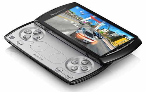 Xperia Play Sony Ericsson Android Wi - fi 3g 5mp Gamer Brinde