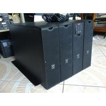 Nobreak Apc 10kva Smart-ups 10000va 230v + 2 Pac Baterias